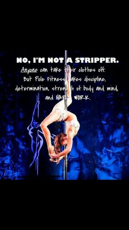 Pole Dance Sprüche