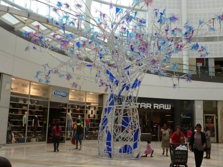 Sandton mall..2012