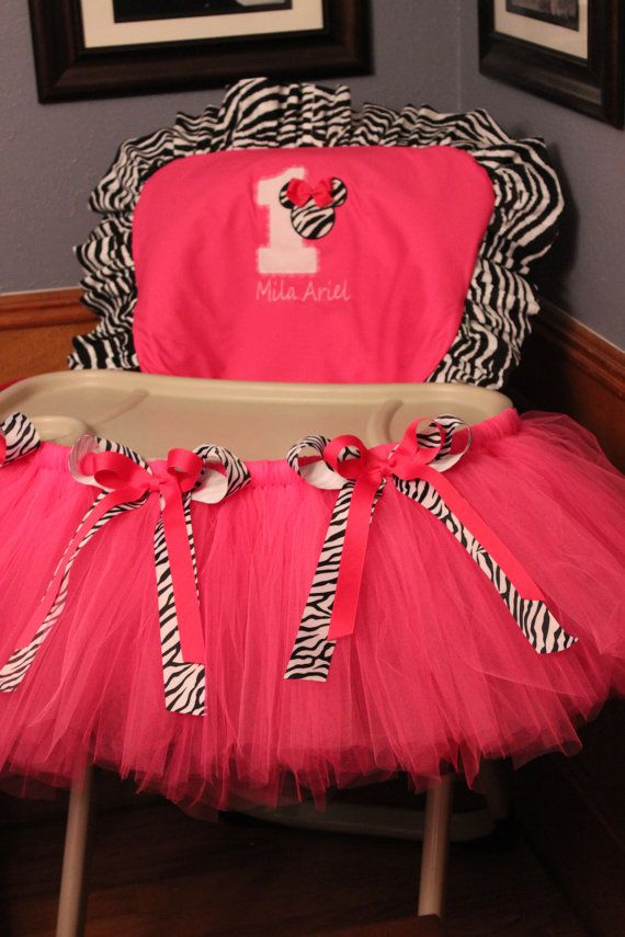 Hey, I found this really awesome Etsy listing at https://www.etsy.com/listing/158241095/delux-minnie-mouse-high-chair-tutu-and