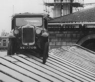 It is a mystery that has long baffled undergraduates and university historians alike - how did students get an Austin Seven car onto the roof of Cambridge University's Senate House in June 1958?
