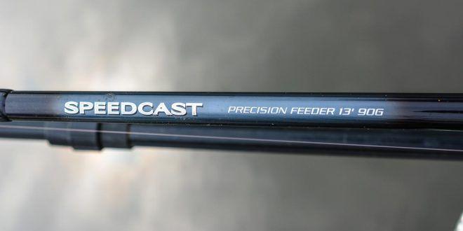 Canne feeder Shimano Speedcast 3,90m