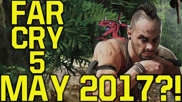 farcry5gamer.comFar Cry 5 gameplay in MAY 2017?!  (farcry 5 gameplay with Far Cry 5 trailer?) It looks like we will have Far Cry 5 gameplay in May 2017. This video has no Farcry 5 gameplay with Far Cry 5 trailer!  Like the video? Subscribe now:   Will there be a Far Cry 6 at E3 2017 (Far Cry 5 E3 2017). What will it be called? Athttp://farcry5gamer.com/far-cry-5-gameplay-in-may-2017-farcry-5-gameplay-with-far-cry-5-trailer/