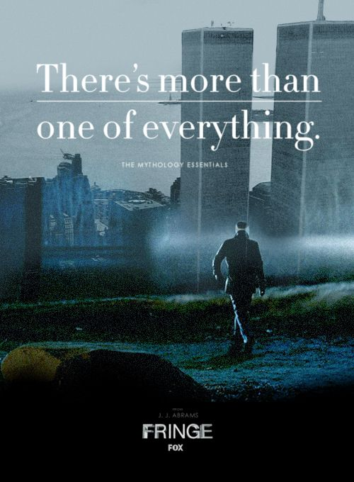 There's More Than One of Everything #Fringe