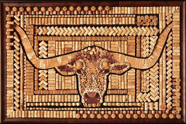 Wine Cork Art | home cork art the artist gallery events media store contact