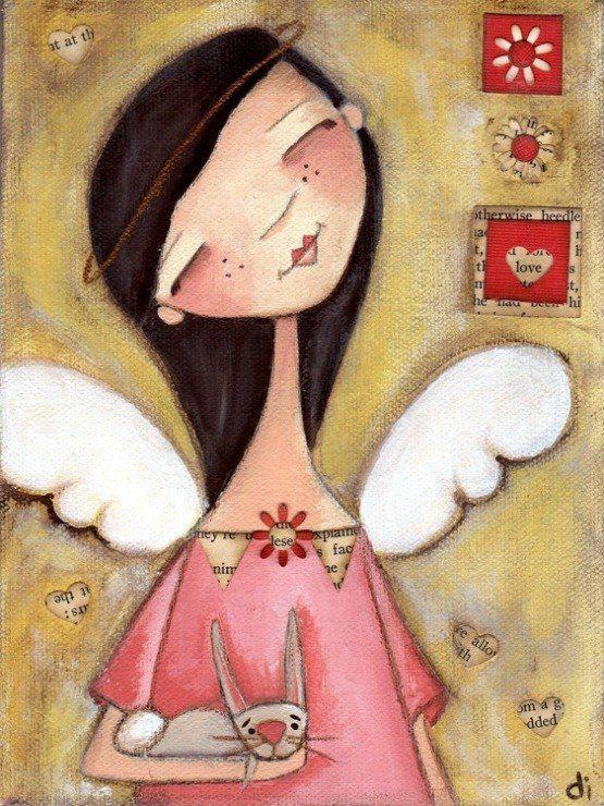 Секс мультик девушка ангельской красоты фото 247-784