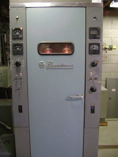 R.C.A Transmitter.