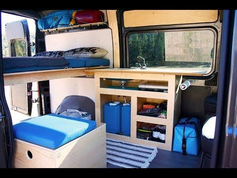 Build Your Own Camper Van With These Conversion Kits | Van ...