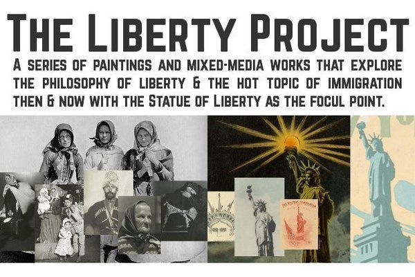 indiegogo.com fundraising effort for THE LIBERTY PROJECT. You can help make this project happen, please check out the link.