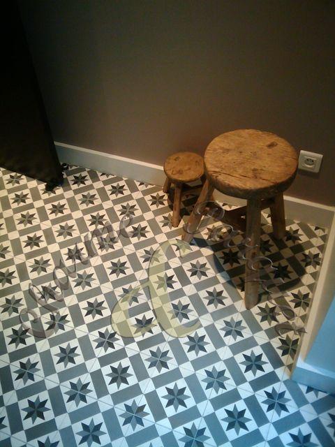 Carreaux de ciment - Showroom de carreaux de ciment à Paris - Charme & Parquet