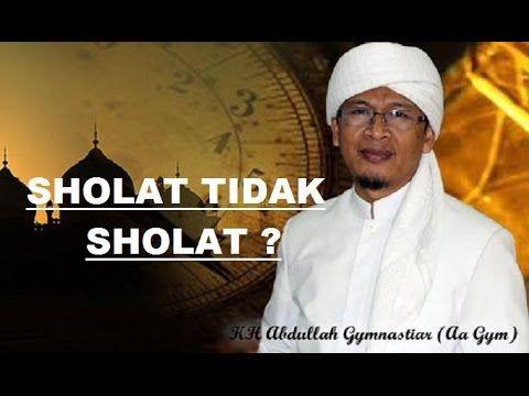 abdullah gymnastiar, ceramah aa gym terbaru yang pada kali ini akan memberikan ceramah agama islam tentang bagaimana sikap kita kalau lagi sakit tetapi tidak...