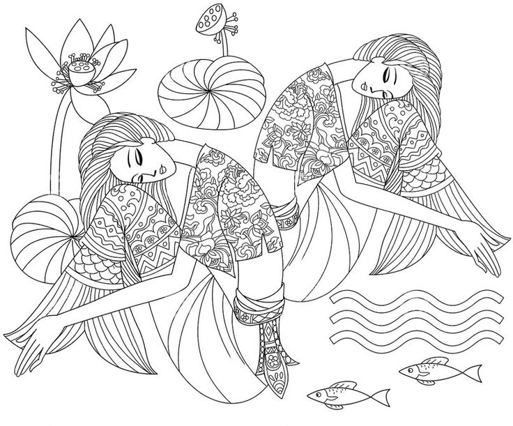 find this pin and more on coloriages girly by ericveroserra peacefuladult colouring page