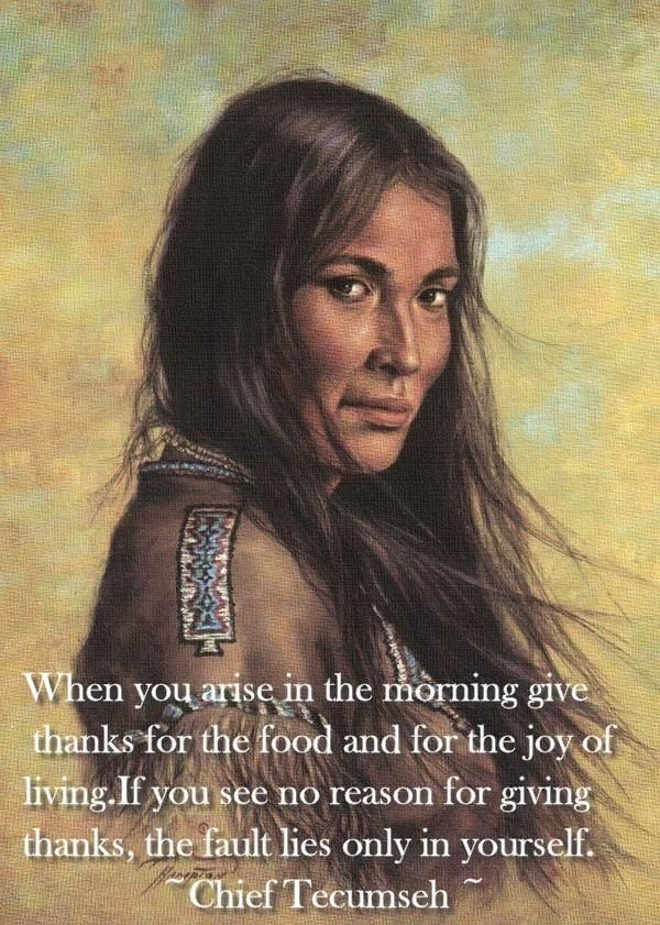 When this hung in your livingroom as a kid. .. I do :) http://thepopc.com/native-american-wisdom/