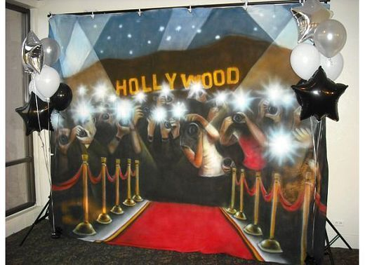 How To Plan A Swanky Hollywood Party moreover Christmas Tablescapes Party Ideas likewise Sesame Street Second Birthday in addition 380906080955316009 together with Party Like A Hollywood Star. on oscar s party decoration ideas