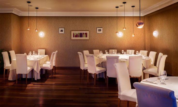 Restaurants prefer MILAN Iluminación
