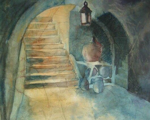 Geïnspireerd door Anton Pieck