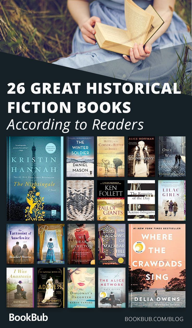 Best Read Ever 26 Ridiculously Good Historical Fiction Books According To