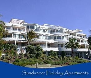 Sundancer Resort - Holiday Apartments, Sunshine Beach