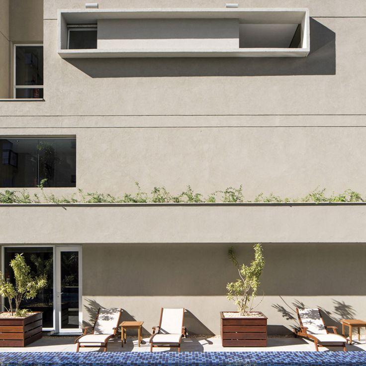 basiches arquitetos unitt urban living in sao paolo, brazil