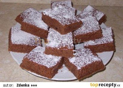 Cuketová buchta :-))) recept - TopRecepty.cz