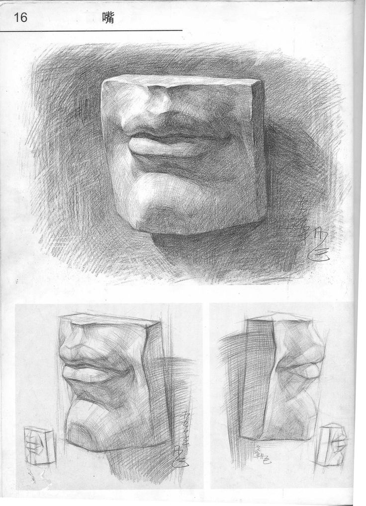 Drawing Mouth
