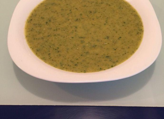 Crema de verduras varias para #Mycook http://www.mycook.es/receta/crema-de-verduras-varias