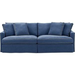 17 Best Ideas About Denim Sofa On Pinterest Navy Sofa