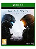 Halo 5: Guardians (Xbox One) by Microsoft   398 days in the top 100 Platform: Xbox One (681)Buy new:   £12.85 57 used & new from £10.80(Visit the Bestsellers in PC & Video Games list for authoritative information on this product's current rank.) Amazon.co.uk: Bestsellers in PC & Video Games...