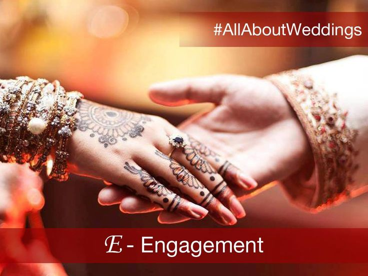 #AllAboutWeddings: Engagement Call it a vow, a promise, a commitment, or a step closer to being together, Forever. There are so many reasons an engagement is an extremely special day. Make sure you plan this day perfectly for your better half with a set of statement rings and a stylish outfit.