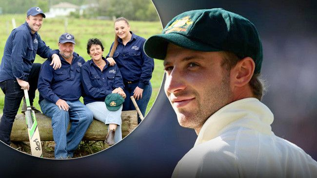 Grief for Phillip Hughes one year on