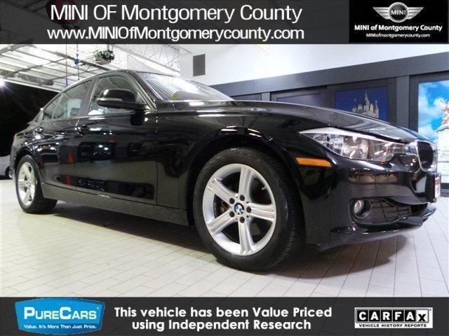 2014 BMW 320, 5,974 miles, $30,000.