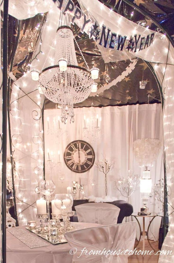 Looking For Some New Year S Eve Party Ideas For An Elegant Adult