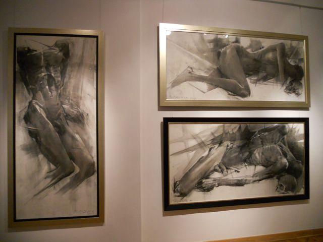 Bogusz Salwinski, Sacra humanum - desen, sculptura @ Galeria Autorska Jana Siuty (14)