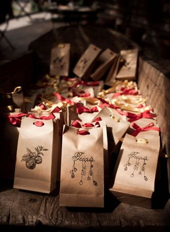 Ideias de Lembrancinhas de Casamento