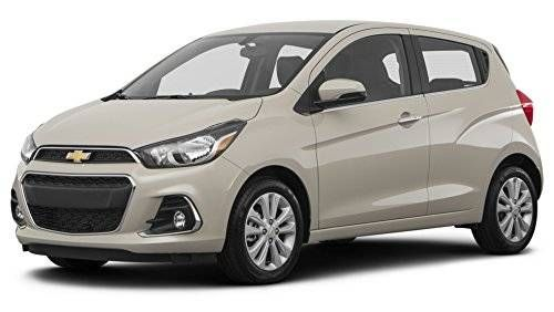awesome 2017 Chevrolet Spark LT, 5-Door Hatchback, Toasted Marshmallow
