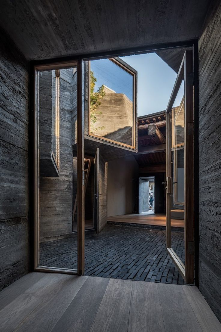 Bamboo house window design   best through glass images on pinterest  amazing architecture