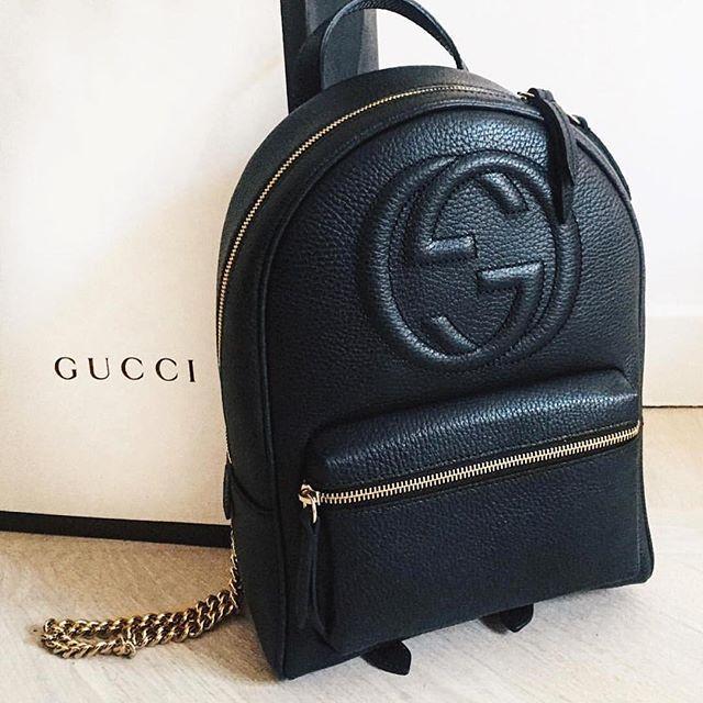Mochila Gucci Blanca