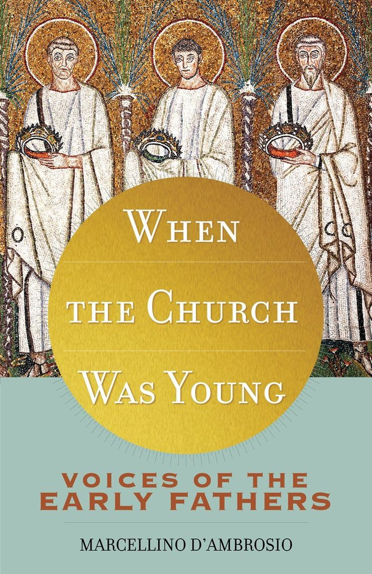early church fathers However, augustine is only one of the african church fathers whom the church  is indebted the african beginnings of the early church cannot.