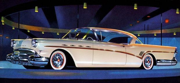 1957 Buick Roadmaster 2 Door Hardtop   Amazing Classic Cars