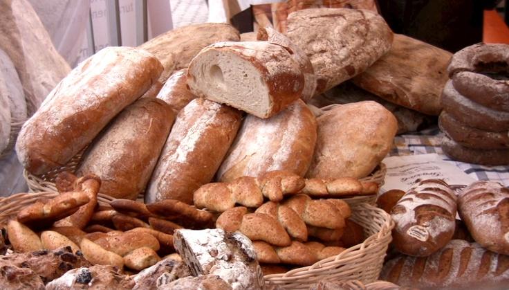 #Masters of Food & Wine - Park #Hyatt #Milano, January 2013 #bread