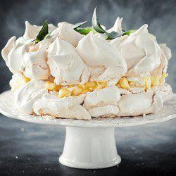 Tort bezowy Piña Colada | Kwestia Smaku