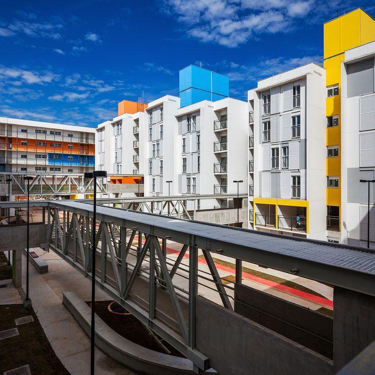 Conjunto Habitacional Heliópolis - Gleba G - Galeria de Imagens | Galeria da Arquitetura