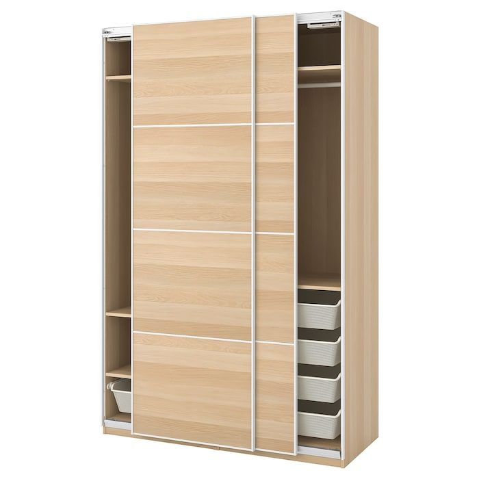 Pax Wardrobe White Stained Oak Effect Mehamn White Stained Oak Effect Ikea Pax Wardrobe Ikea Pax Wardrobe Ikea Pax