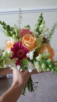 Practice bouquet two