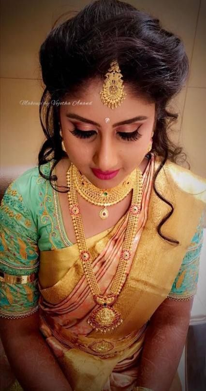 Hindu bridal hairstyles telugu 31+ Ideas