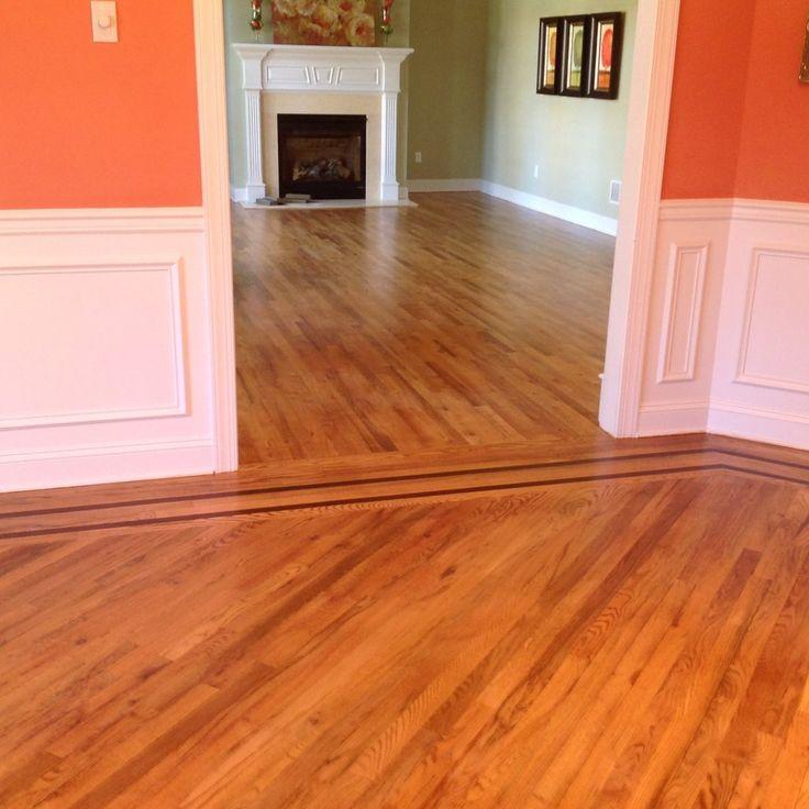 Sand Refinish Maple Hardwood: 25+ Best Ideas About Hardwood Floor Refinishing On Pinterest