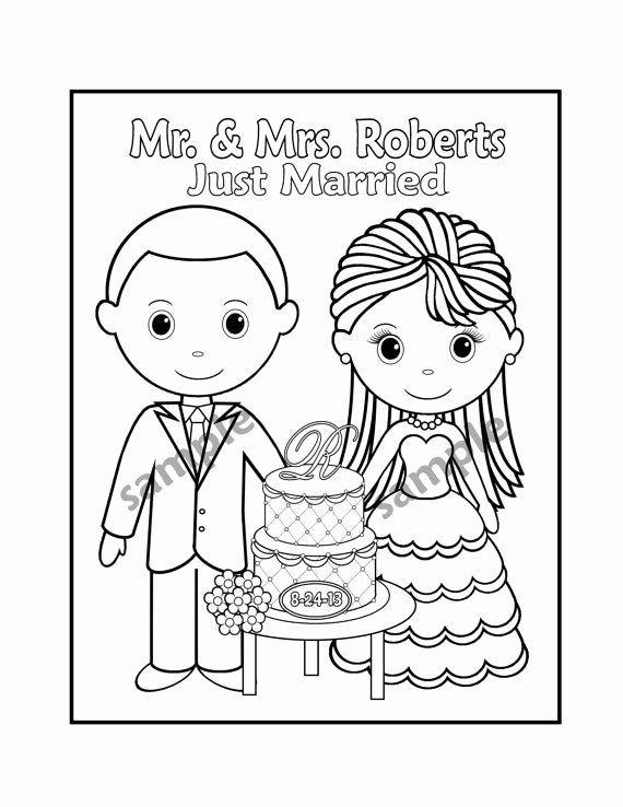 21 Kids Wedding Coloring Book Hellboyfull Org Di 2020 Buku Mewarnai Halaman Mewarnai