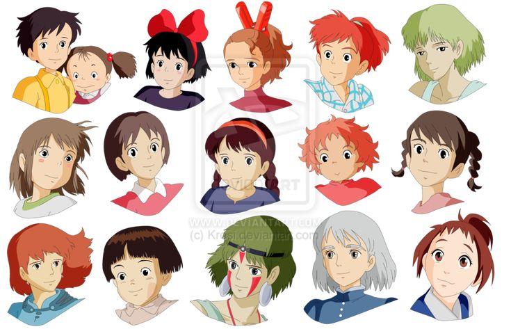 Les Studios Ghibli - Mizuki                                                                                                                                                      Plus
