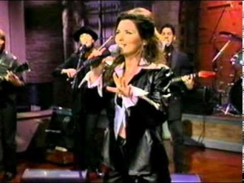 Letterman Late Show Shania Twain 2 26 96 Dan Schafer Chris Rodriguez - YouTube