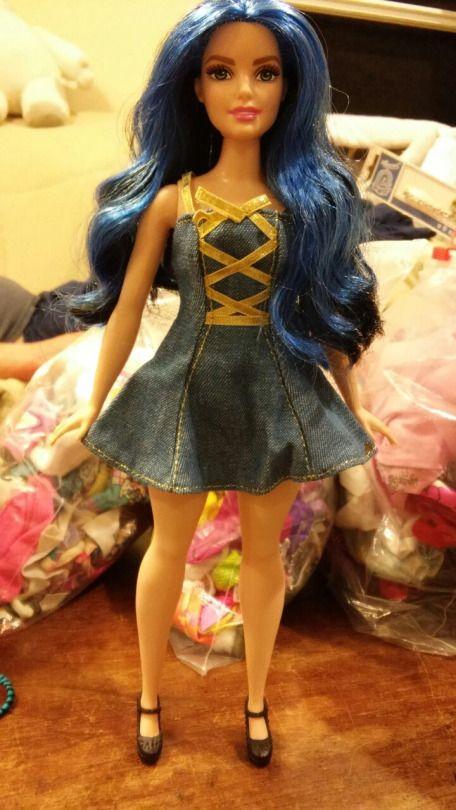 154 best Curvy Barbie images on Pinterest | Modepuppen, Barbie ...
