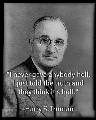 the history of the leadership of harry s truman the thirty third president of united states During his few weeks as vice president, harry truman scarcely saw  vice president, harry s truman scarcely  the presidents of the united states of america.